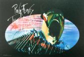 Pink Floyd - 'The Wall' Poster Flag